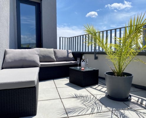 Apartment Penthouse Oberlaa Sky Terrace