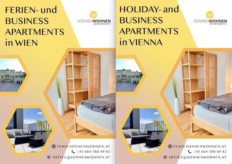Sonnenwohnen Apartments booklets